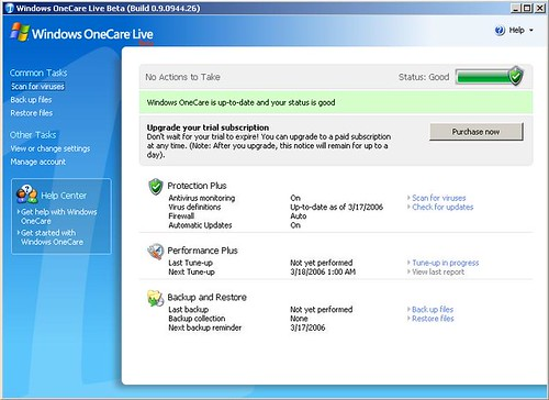 Onecare-Tuneup