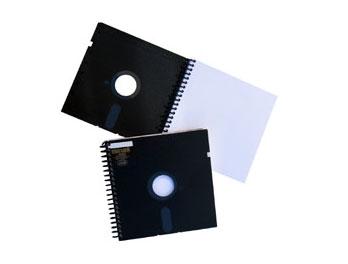 Diskette Cuaderno