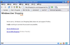 windows live shopping