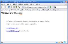 windows live shopping