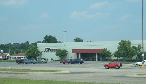JC Penney, Becker Villiage Mall. Roanoke Rapids, NC