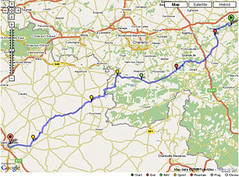 Tour Francia GPS