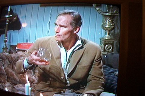 Charlton Heston in The Omega Man