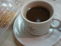 Figaro brewed coffee