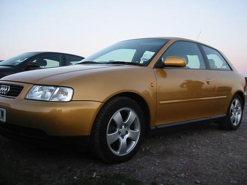 Audrey the Audi A3