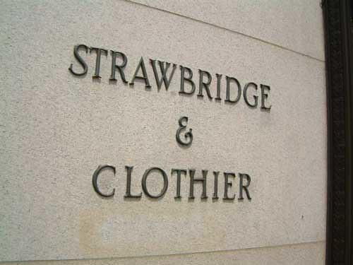 Strawbridge
