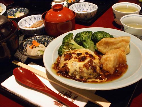 Dinner @ Harbour City 麻布茶房 5