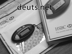 HSBC Security Device