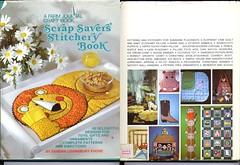 The Scrap Saver's Stitchery Book