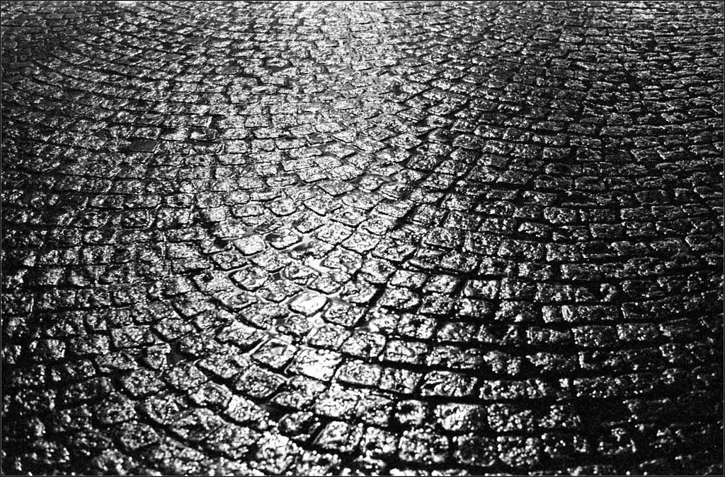 Bruges cobbles