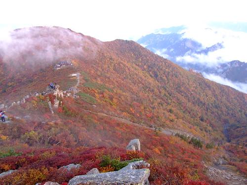 Seorak mountain 118