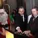 Inauguração da Iluminação de Natal da Praça da Liberdade - Foto: Wellington Pedro/Imprensa MG