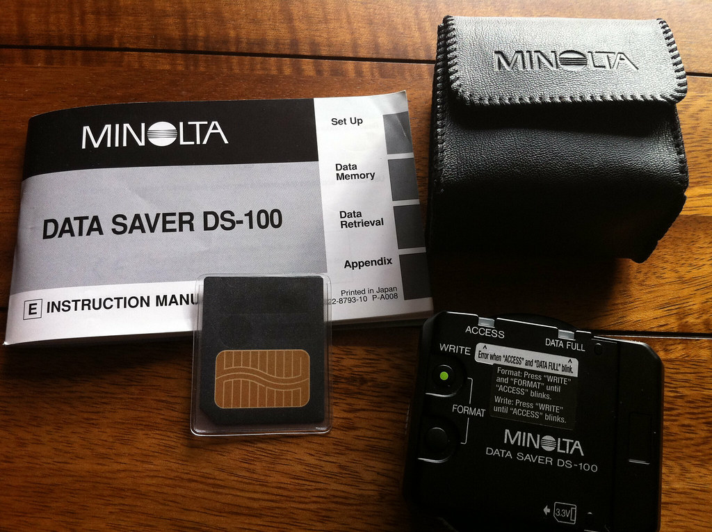 Minolta Data Saver DS-100