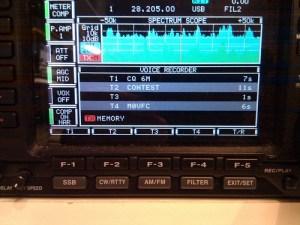 IC-756pro3_Voice_Keyer_Display