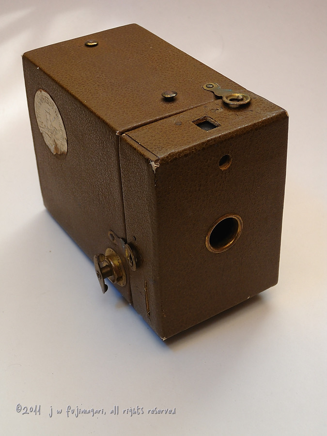 1930 Kodak 50th Anniversary Brownie Box Camera