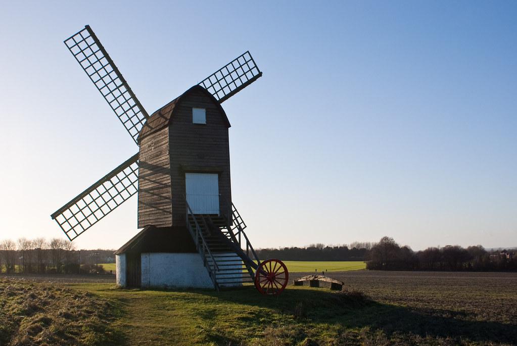 Pitstone Windmill 8
