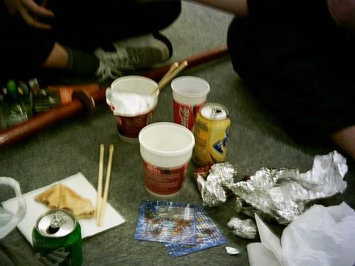Nuestra comida