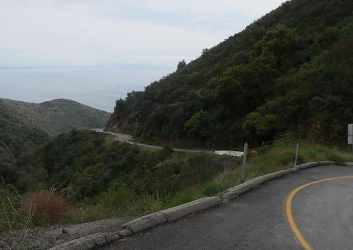 Tuna Canyon Road