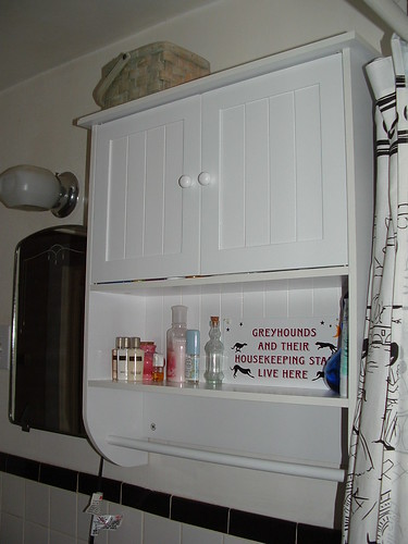 New cabinet 5/14/06