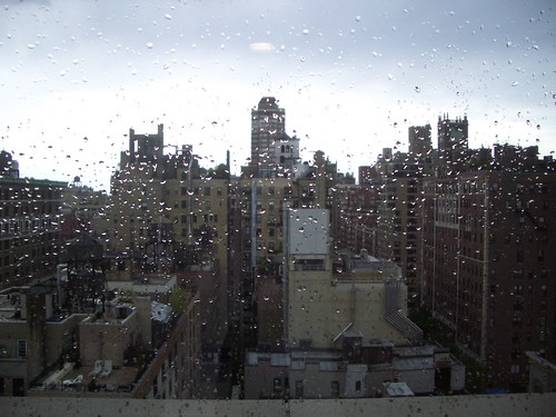 Rainy Sunday in NYC