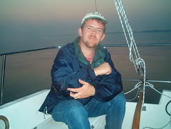 Me on the boat (Oct. 2005)