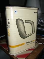 Office for Mac 2004