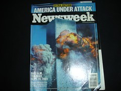 Newsweek mag. special 9-11 issue.