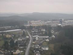 View from Castle Nürburg