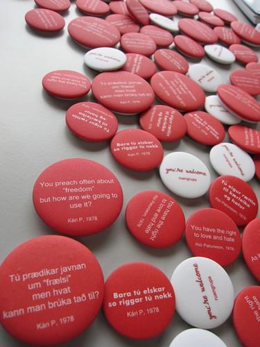 gratis buttons