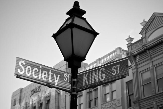 Society and King