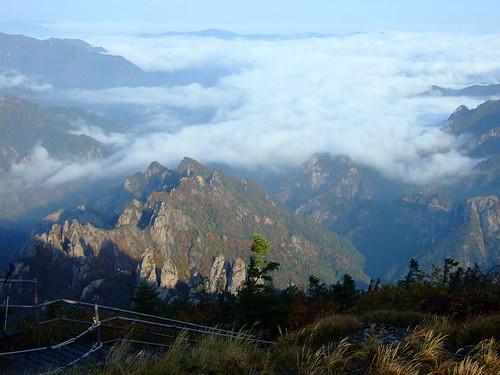 Seorak mountain 169