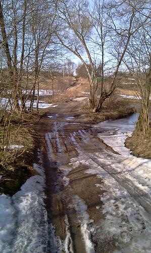 Pavasario kelias