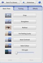 Picasa Basic fixes