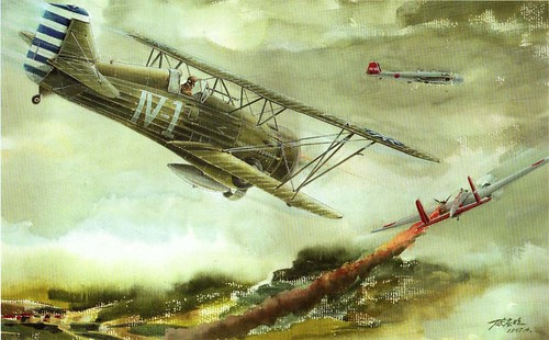 814空戰70週年紀念-高志航大隊長座機 @ REX 的《天空》 :: 痞客邦