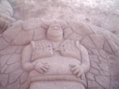 Sand Shrek