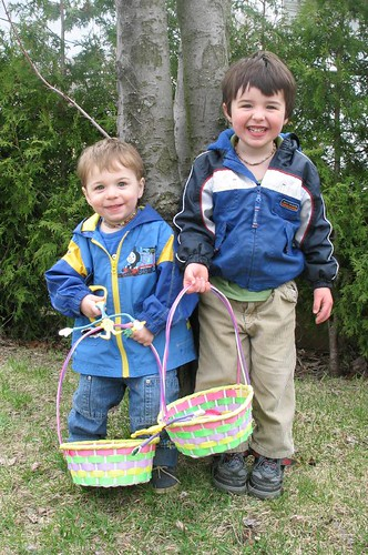 Happy Choco Bunny Day