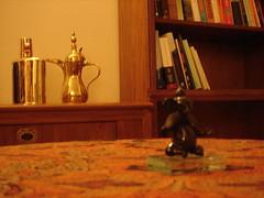 Ganesh, Teapot, Flask