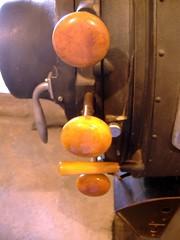 Wooden handles