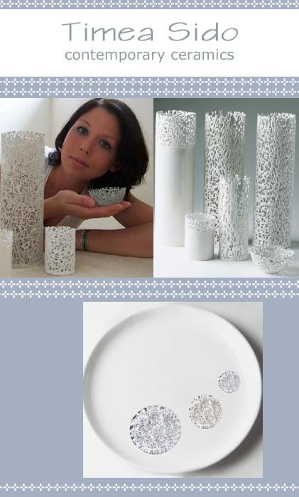 Timea Sido - Contemporary Ceramics