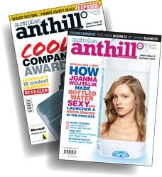 Australian Anthill
