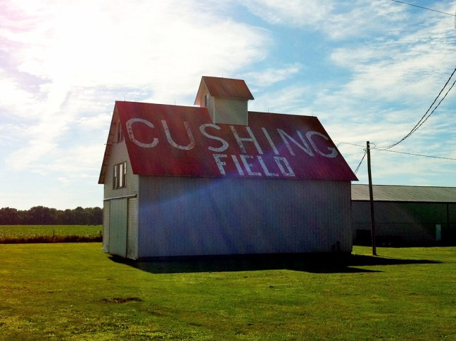 Cushing Field in Newark, IL