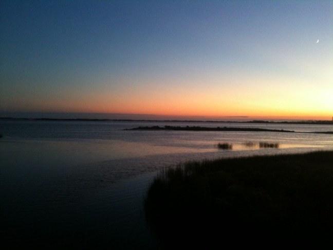 Gulf Shore sunset