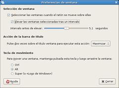 Pantallazo-Preferencias de ventana-GTK
