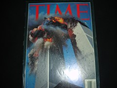 Time Mag. special 9-11 issue.