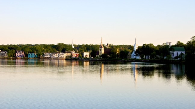 Downtown Mahone Bay
