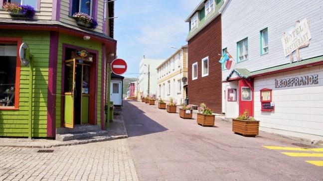 Downtown Saint-Pierre