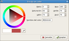 Pantallazo-Escoger Color-GTK