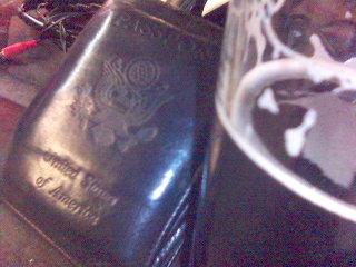 My Quasi-Belgian Beer