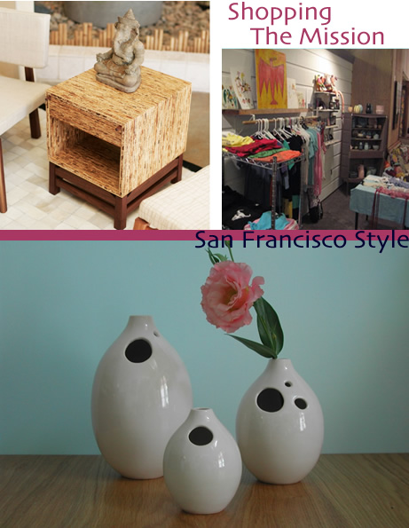 Shopping San Francisco: Part 1 - The Mission