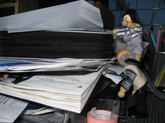 Adventures in Teenbed-Ageroom: Jiimy tries to scale the mount called Revisionpaperwork